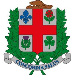 Coat of Arms Montréal Armoiries