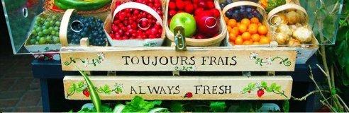 Toujours Frais Always Fresh